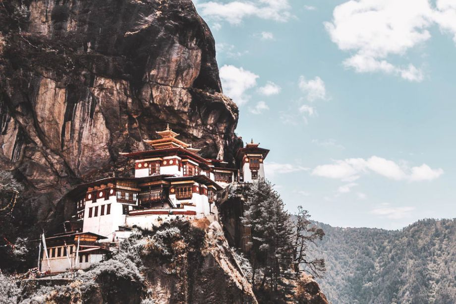 Travel to Bhutan - Tiger Nest