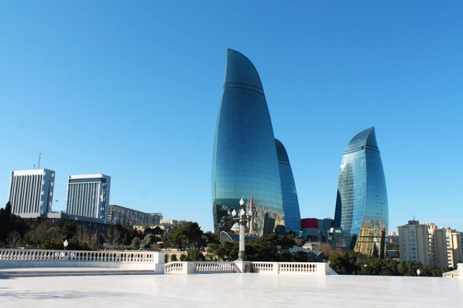 Travel to Azerbaijan, Baku